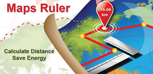Maps Ruler - Apps on Google Play on