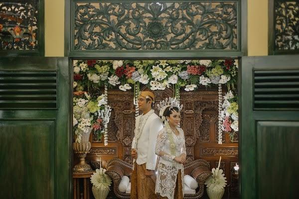 Wedding photographer Andung Subarkah (andunks). Photo of 07.10.2017