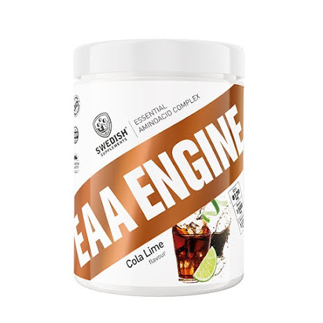 Swedish Supplements EAA Engine 450g - Cola Lime