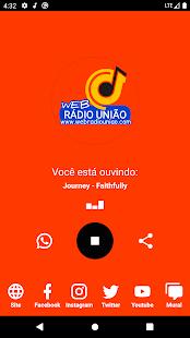 Download WEB RÁDIO UNIÃO For PC Windows and Mac apk screenshot 3