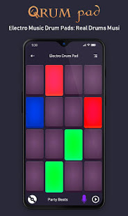 App Electric Drum kit & Pad APK for Windows Phone