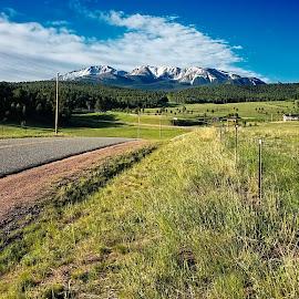 Peaks Road by Natures Grenade - Transportation Roads