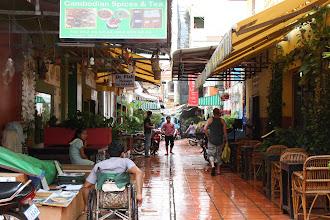 Photo: Year 2 Day 43 -  Alleyway in Siem Reap