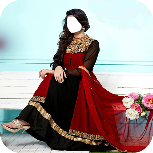 Anarkali Black Salwar Suit