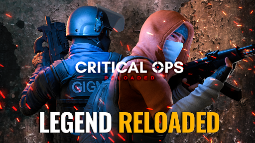 Critical Ops: Reloaded apkmr screenshots 13