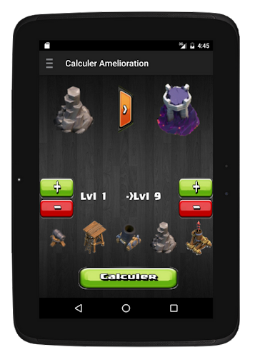 [APPLICATION ANDROID - CLASH OF COST] Calculer le prix des améliorations et de votre village Clash Of Clans [Gratuit] UW-fgZEv50k0ZT5hsY5kJqtVCckYHYkHGuuszI0Cr-nV4TB_UzfQ6jBufDLkVwCZEQ=h500