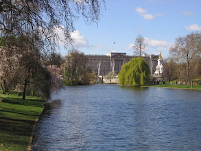 Photo: St. James's Park - Buckingham Palace