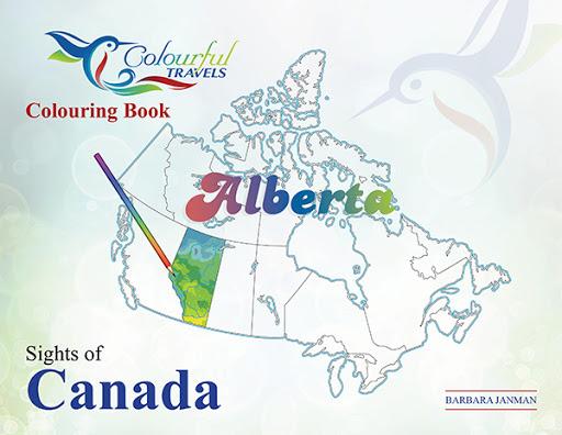 Sights of Canada: Alberta cover
