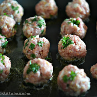 World'S Most Amazing Meatball Parm!!!!!!! Recipe