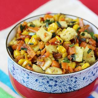 Paneer Fry With Vegetables | Paneer Stir Fry | Easy Paneer Recipes.