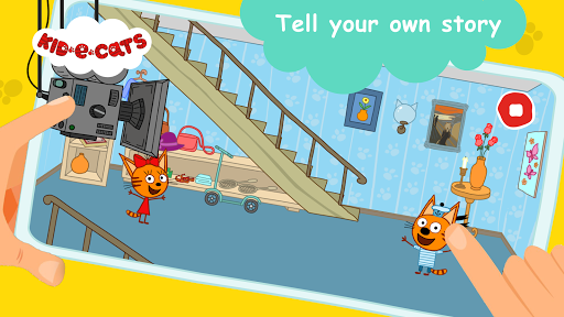 Kid-E-Cats Playhouse filehippodl screenshot 5
