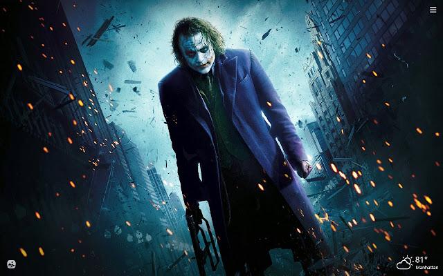 Joker HD Wallpapers New Tab