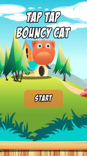 Tap Tap Bouncy Cute Cat