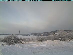Photo: reichlich Schnee in Reutti über 40cm
