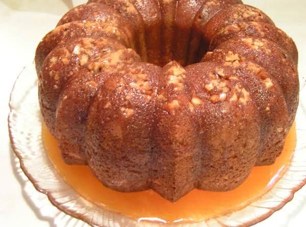 Diet Pound Cake Recipe