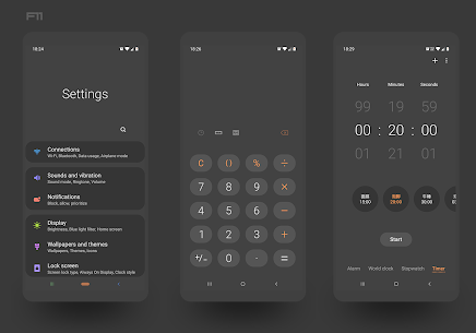 PitchBlack S – Samsung Substratum Theme Oreo/OneUI v28.4 [Patched] 2