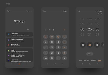 PitchBlack S – Samsung Substratum Theme Oreo/OneUI (MOD, Paid) v34.1 2