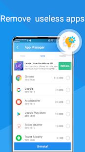 App Antivirus - Virus Clean, Applock, Booster, Cooler APK for Windows Phone