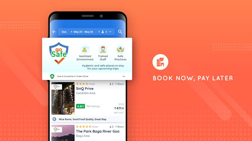 Goibibo - Hotel Car Flight IRCTC Train Bus Booking screenshot 3