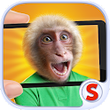Face scanner: What Monkey icon