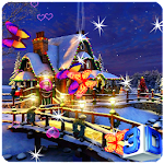 3D Christmas Wallpapers Icon