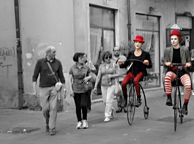 Street Colors di Cleis