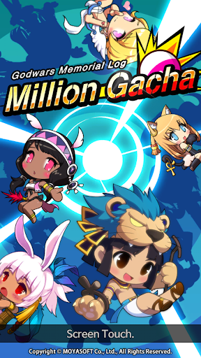Million heroes : clicker saga