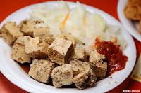 清葉鹽酥臭豆腐