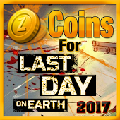Coins and Points for Last Day on Earth Simulator 2