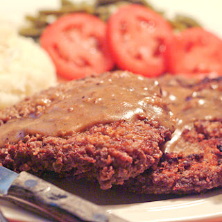 Country Fried Steak.