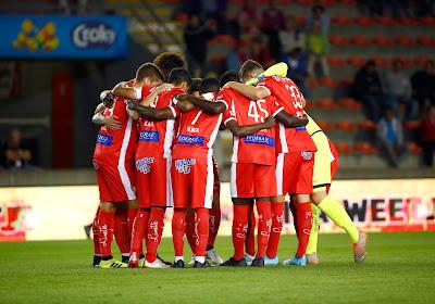Mouscron s'incline en fin de match contre le FC Twente