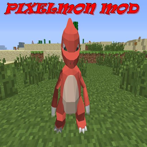 Craft Pixelmon Mcpe