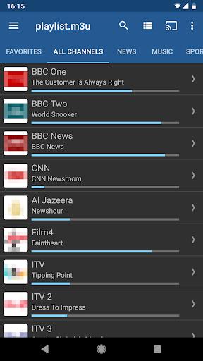 IPTV 5.4.6 screenshots 2