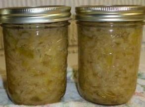 Making Homemade Sauerkraut Recipe
