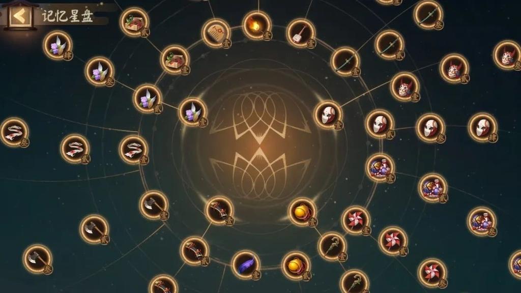 記憶の星図