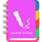 Secret diary (password protected)