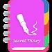 Secret diary (password protected) icon