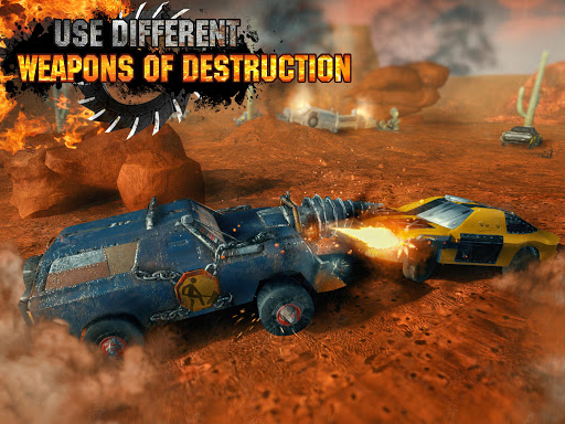 Crushed Cars 3D - Extreme car racing shooter  gameplay | by HackJr.Pw 5