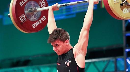 Perales participará en los Juegos Olímpicos de la Juventud