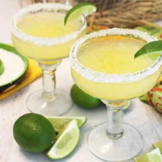 Margaritas on the Rocks Crisp Tart Delicious.