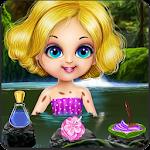 Forest Princess Spa Bath Icon