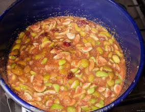 Photo: Dżem z fig - gotowanie 45
