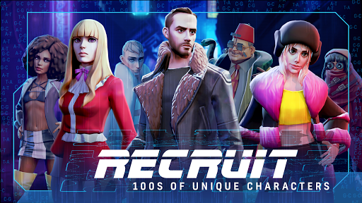 Blade Runner Nexus screenshot 1