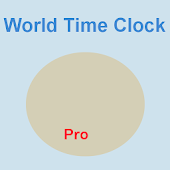 World Clock Pro A