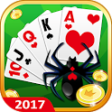 Solitaire - Spider Card Game icon