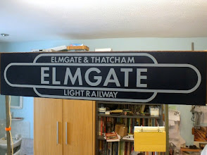Photo: 001 Welcome to the Elmgate & Thatcham Light Railway !