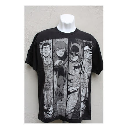 T-Shirt - Blk/With