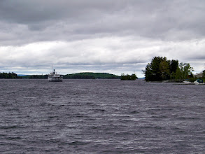 Photo: Moosehead Lake in Greenville, Maine
