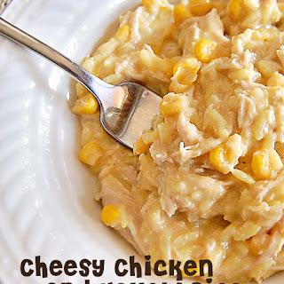 Crock Pot Chicken Yellow Rice Recipes.