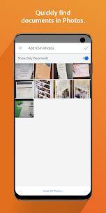 Adobe Scan Apk: PDF Scanner, OCR 7